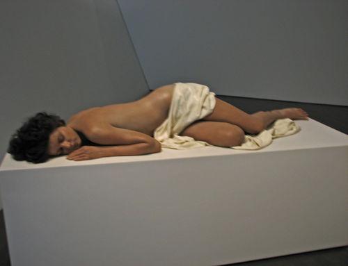 Linda sculpture 1