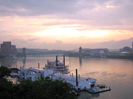 Docking_at_sunset