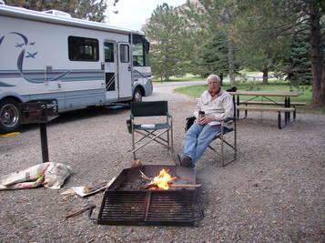First_campfire
