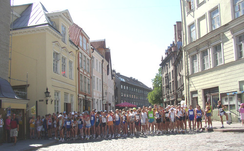 Before the Tallinn Race