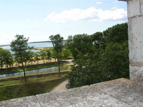 View_from_kuressaare_castle