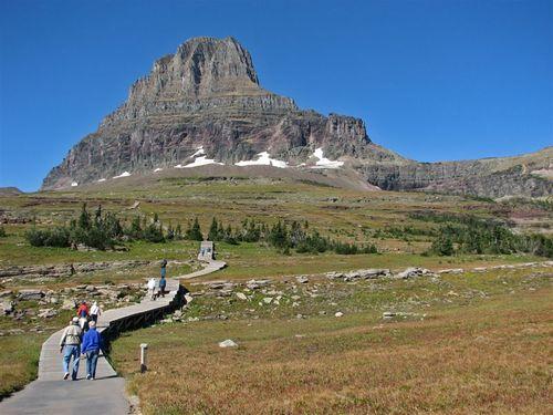 Logan Pass Trail