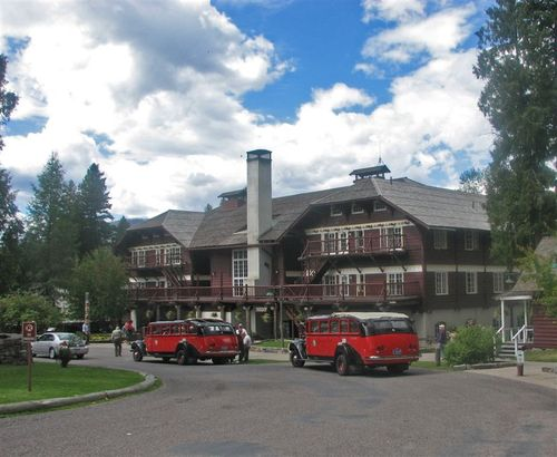 McDonald Lodge with Jammer Cars