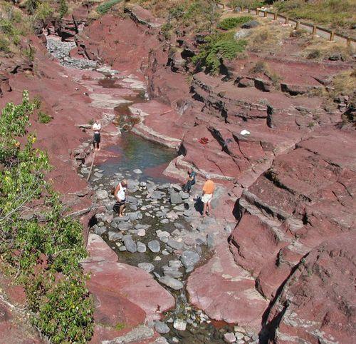 Stepping Stone Pool