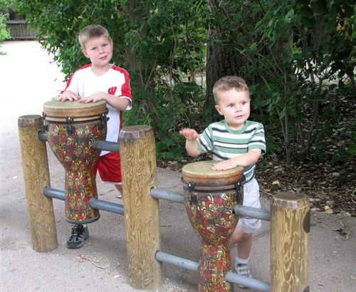 H & P drumming