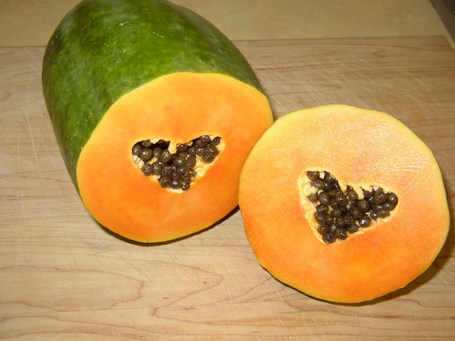 papaya for heart disease